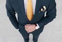 Men's Suits Styling