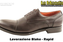 Scarpe Artigianali - Fashion Handcrafted Shoes / Fashion Handcrafted Shoes for Men by Alfio Bruschi. In vendita presso www.calzolaiomilano.it , Calzolaio Milano - La Mondiale in Via Pezzotti 55, Milano