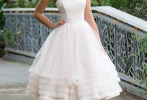 tee length dresses