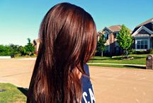 Hair / by Dana Carter