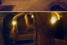 underground city ideas