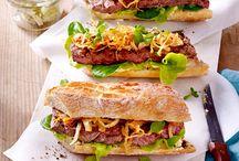 Sandwiches / Steaksandwich