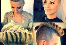 Updos / Hair