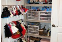dolls wardrobe