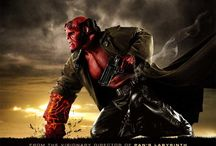Comic Book Hero / Okay, it may seem strange, but I'm a huge Hellboy fan. I admit there are some awesome comic book characters out there, but the big red guy wins hands down!