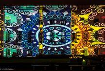 Interactive Zone Humboldt Universität @ FESTIVAL OF LIGHTS 2015