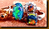 Lightning Ridge, NSW, 2834, Australia / Only place on earth Black Opal is found and my old home town