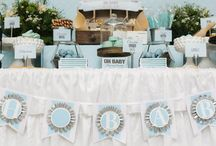 Baby Shower / Baby Shower party ideas. DIY decorations, food, games and more inspiration to throw the perfect celebration for the new baby to be.