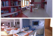 Interiores curiosos - Curious Interiors / Projetos de interiores diferenciais para trazer bastante inspiração