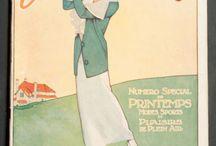 Femina magazine 1910-1930