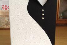 Esküvői kártya