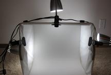 make your own light box