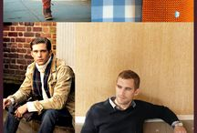 Men's Fashion colour blends / Men's fashion
