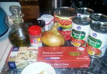 Recipes - frugal