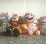 Banana Splits / Pictures and videos of the banana splits