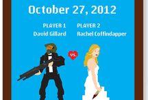 Geek Wedding Ideas