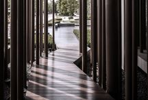 arkitektur - Promenade