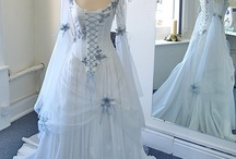 Wedding Dress / What can I say I like pretty dresses!