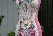 Mannequins / Vintage and beautiful body shapes