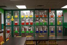 Kids Quest decorating ideas / by Sarah Garner