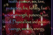 Colours energy