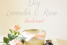 DIY Beauty - Deodorant