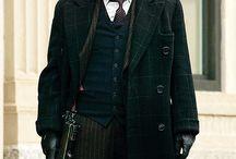 Johnny Depp - John Dillinger ( Wróg publiczny )
