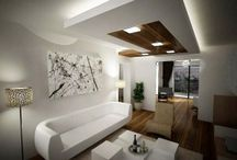 Amenajari interioare  - lumini