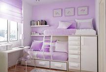 Dormitoare albe