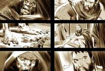 Great storyboard sequences :)