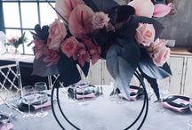 цветочный декор свадеб