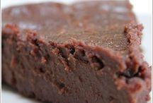 Gâteau au caramel et au chocolat
