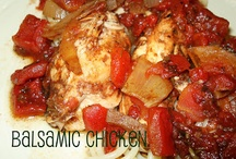 Healthy Recipes / by Tracy Brummond