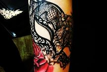 tatoo mask
