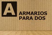Armarios para dos / Apúntalo todo, que no se te escape ni un calcetín.  / by IKEA España