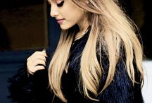 All About Ariana / by cambio