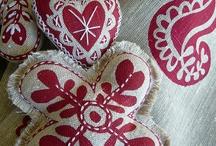 šití , pletení a vyšívání