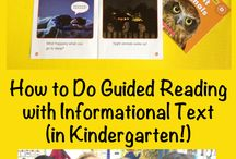 Kinder Guided Reading