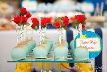 Kids Birthday Party Decor / Kids Birthday Party Decor