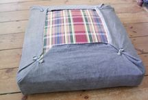 Patio furnature pad covers