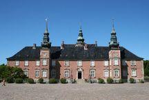 Slotte/herregårde i Danmark