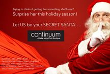 Holiday Advertising / Great advertisement ideas for Holiday events.