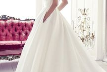 Off the Shoulder Wedding Dresses / Off the Shoulder Wedding Dresses by Bridal Designer Suzanne Neville