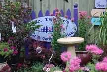 Mr. Twitter's Garden and Gift Emporium / Our shop and products