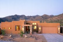 Production Housing / This features the architectural work done in partnership with production companies