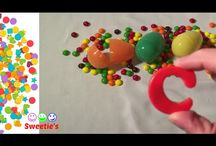 Learn to Spell / Videos are fun ways for little ones to learn to spell.