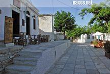 Apeiranthos / Apeiranthos traditional mountainous village in the centre of Naxos island.
