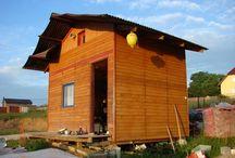Domy a stavba / Inspirace a informace