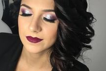 My makeup work :)