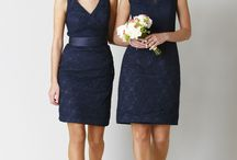 Bridesmaids Dresses and Things / Excited  / by Karie Jara